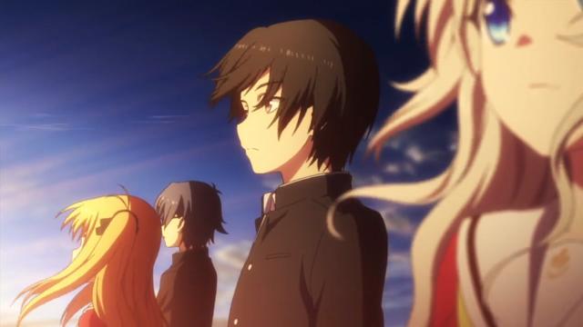 """""""Yu Otosaka... Welcome back."""""""
