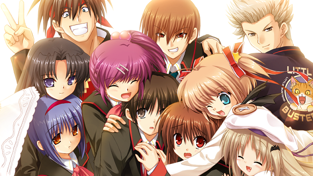 Little Busters is, quite simply, one of the best stories I've ever experienced.