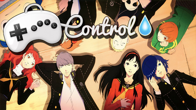 Join the Total Control cast as they talk about Persona 4 Dancing All night and their Persona memories.