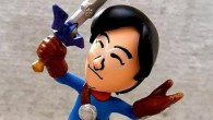 A fan has lovingly crafted a custom Satoru Iwata Amiibo and is using it to create smiles for charity and help children who could really use some smiles.