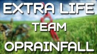 This Saturday, Team oprainfall will be gaming for charity to benefit Children's Miracle Network hospitals through the Extra-Life charity.