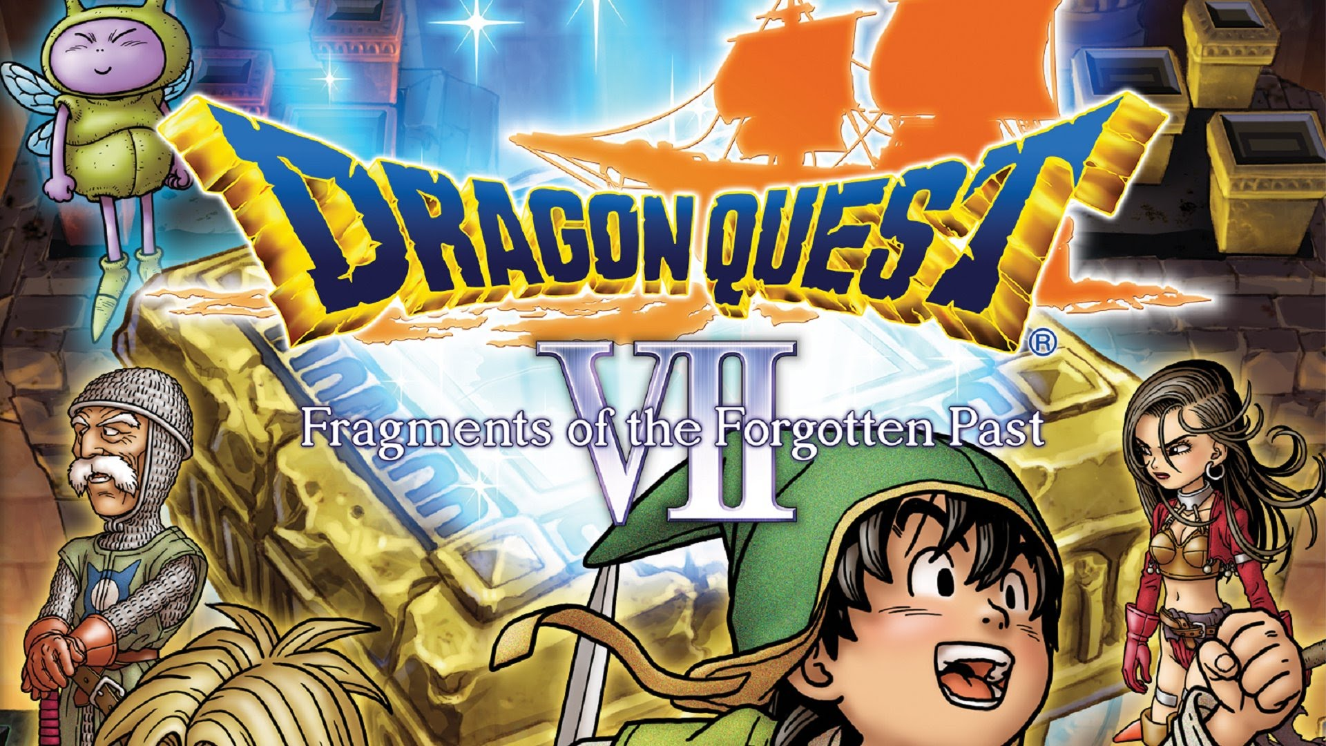 Dragon Quest VII: Fragments of the Forgotten Past for 3DS ...