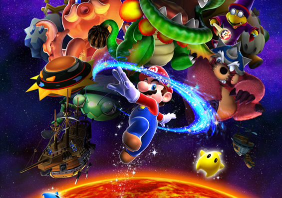 Is The Next 3D Mario Game Coming In October?